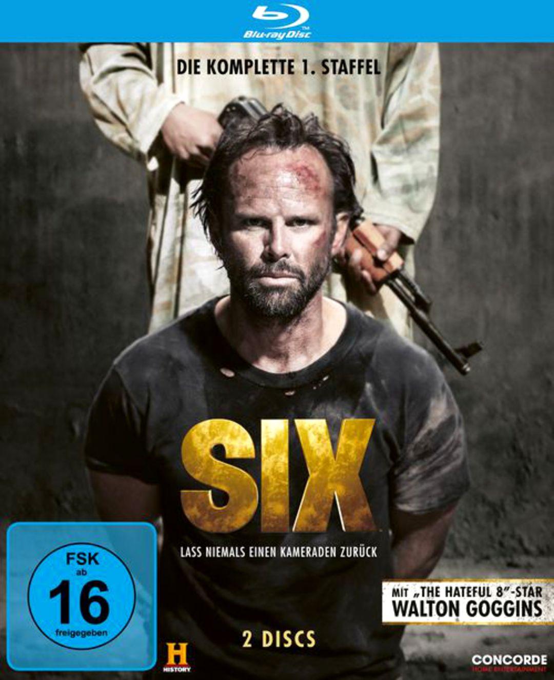 Six Staffel 1: Exklusiver Clip zur Action-Serie - Bild 1 von 25