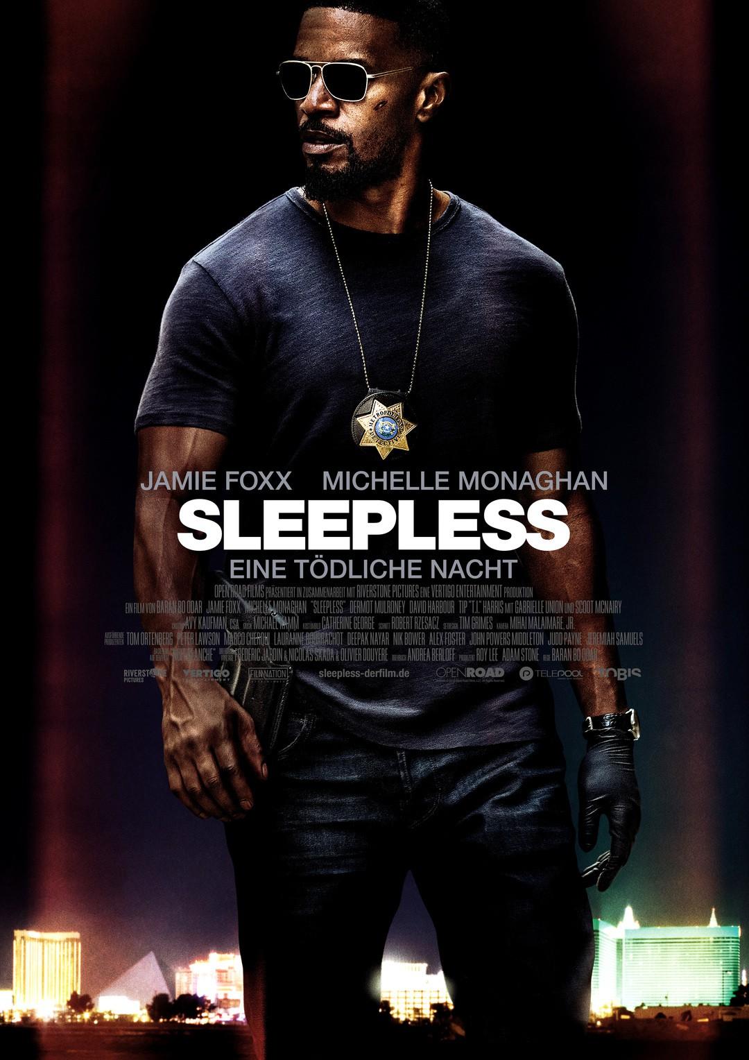 Sleepless: 1. Trailer zum Actionfilm mit Jamie Foxx - Bild 4 von 4