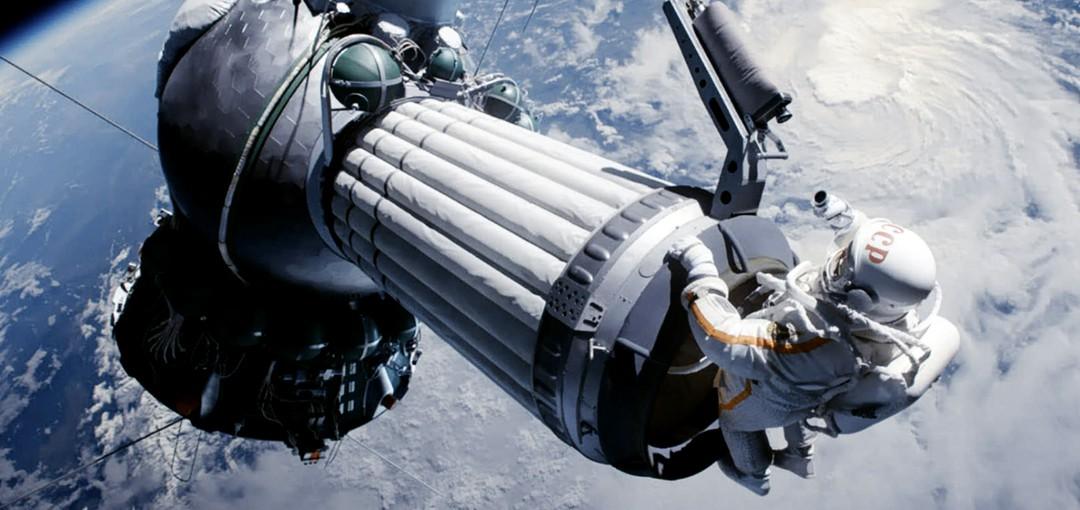 Spacewalker: Trailer zum Weltraum-Abenteuer - Bild 1 von 15