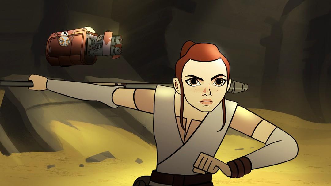 Star Wars Forces of Destiny: Ikonen aus einer weit entfernten Galaxis - Bild 1 von 6