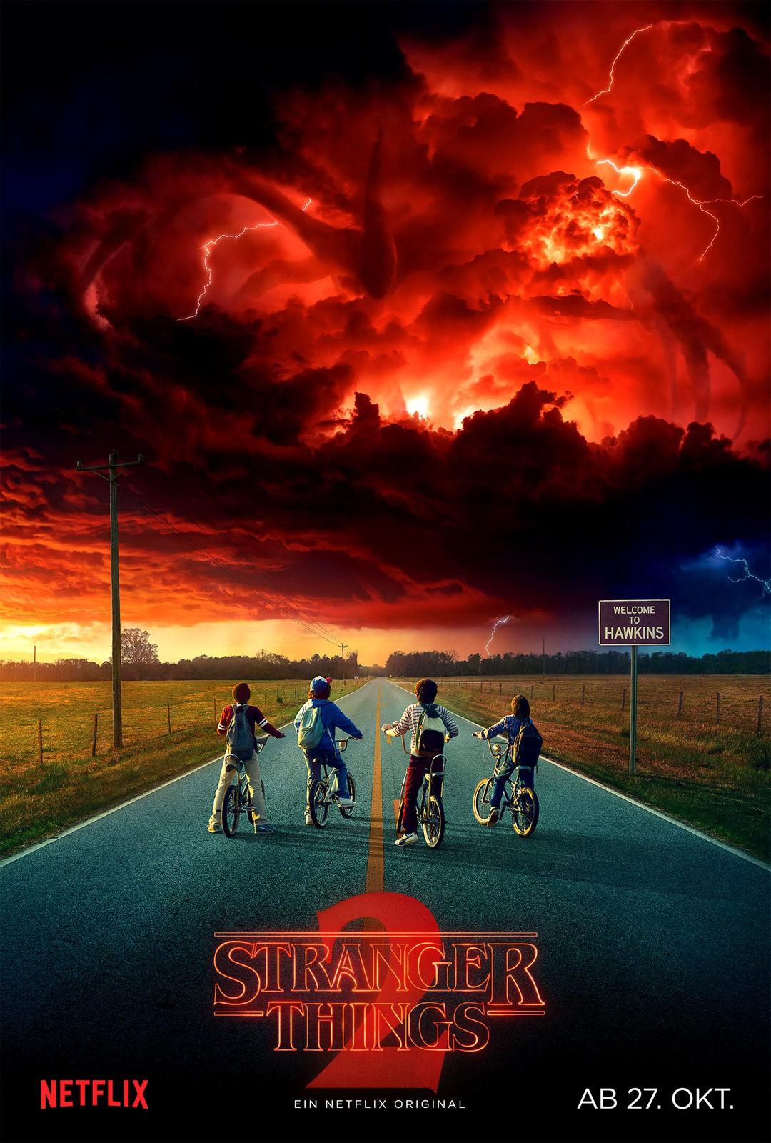 Stranger Things Staffel 2: Finaler Trailer zur neuen Season 2 - Bild 1 von 11