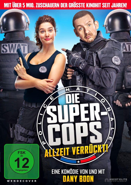Die Super Cops: Exklusiver Clip zur Dany Boon-Comedy - Bild 1 von 1