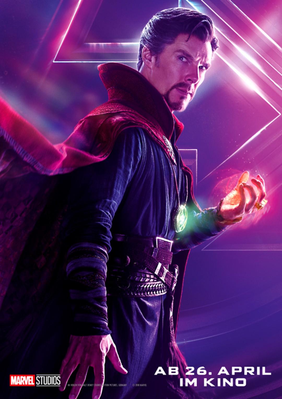 Avengers 3: Das sind die Helden aus Infinity War - Bild 5 von 23