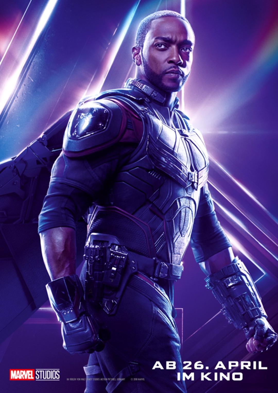 Avengers 3: Das sind die Helden aus Infinity War - Bild 7 von 23