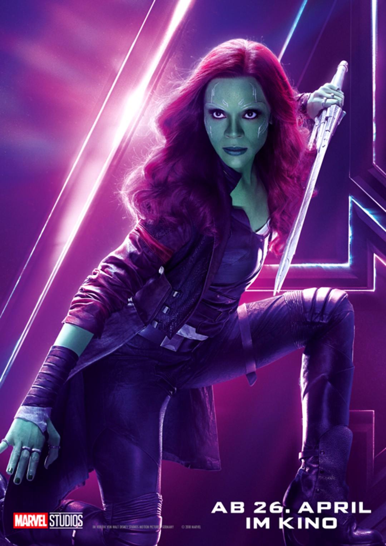 Avengers 3: Das sind die Helden aus Infinity War - Bild 8 von 23