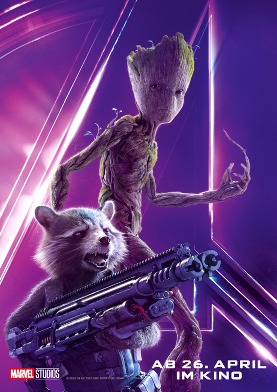 Avengers 3: Das sind die Helden aus Infinity War - Bild 9 von 23