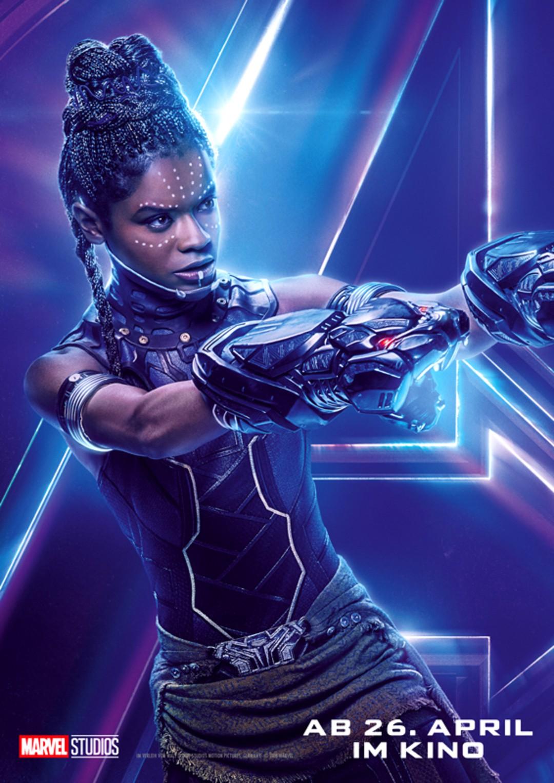 Avengers 3: Das sind die Helden aus Infinity War - Bild 16 von 23