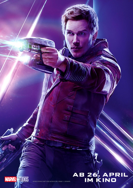 Avengers 3: Das sind die Helden aus Infinity War - Bild 18 von 23