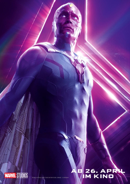 Avengers 3: Das sind die Helden aus Infinity War - Bild 20 von 23