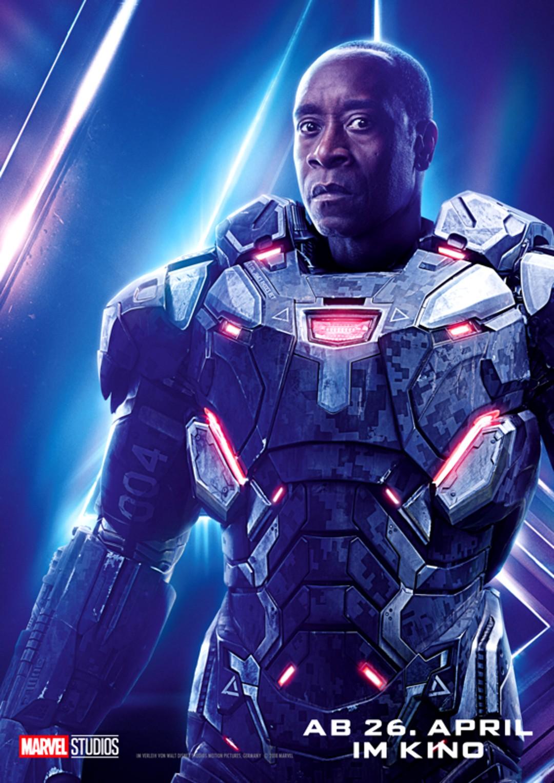 Avengers 3: Das sind die Helden aus Infinity War - Bild 21 von 23
