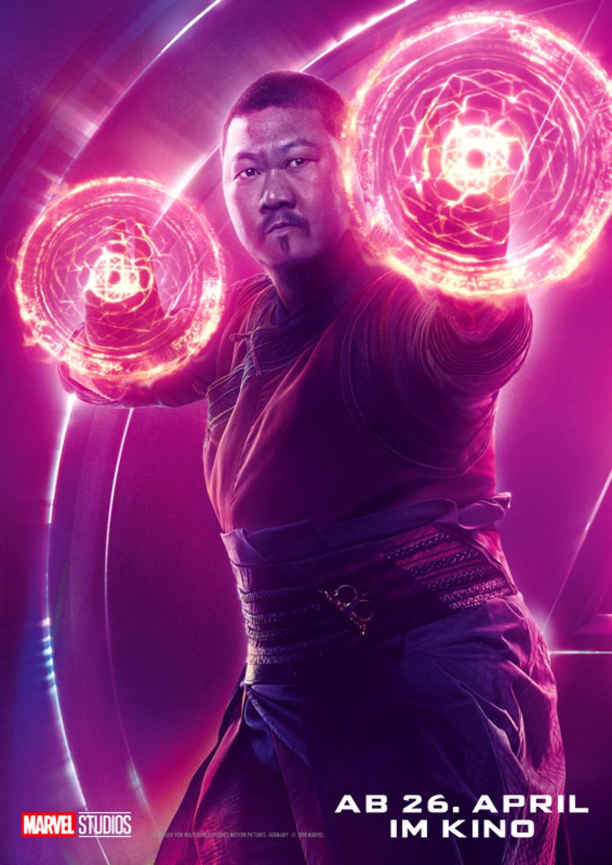 Avengers 3: Das sind die Helden aus Infinity War - Bild 23 von 23