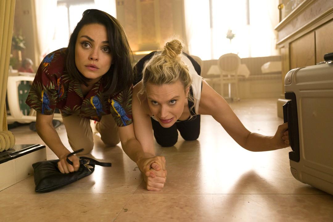 Bad Spies: Mila Kunis und Kate McKinnon als absurde Agentinnen - Bild 1 von 16