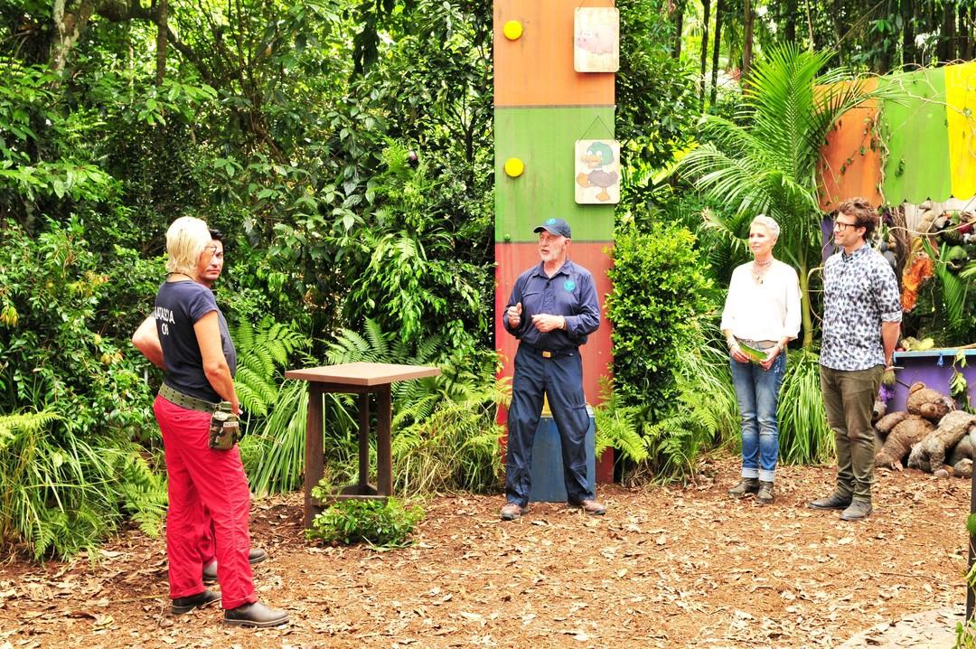 Dschungelcamp: Geläster und Brüste an Tag 5 - Bild 2 von 68