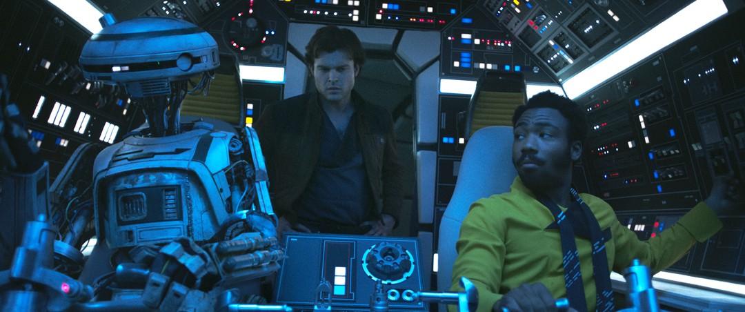 Star Wars Solo: Trailer zum Heimkino-Start - Bild 27 von 32