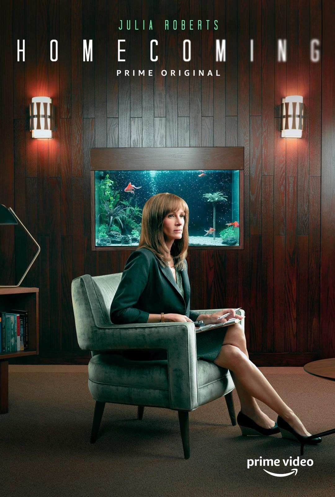 Homecoming: Amazon-Serie mit Julia Roberts ab 22. Februar in der deutschen Fassung - Bild 1 von 29