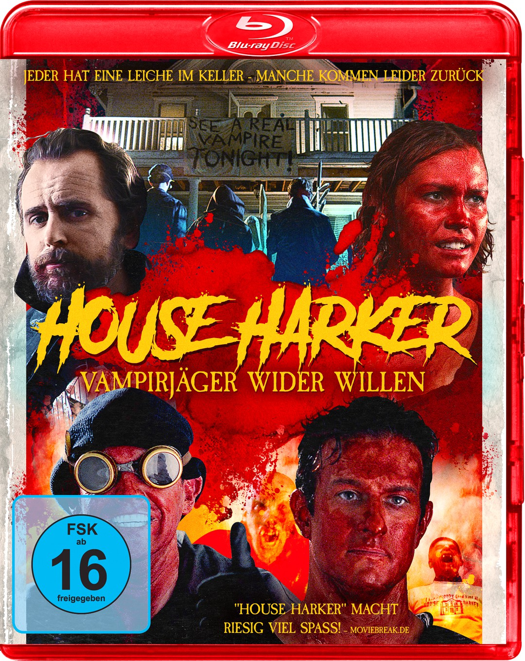 House Harker: Exklusiver Clip mit Vampirjägern - Bild 1 von 1