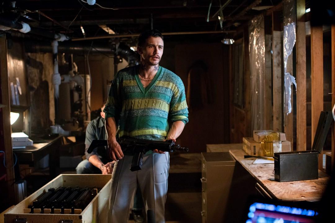 James Franco und Zoe Kravitz im Trailer zu KIN - Bild 2 von 5