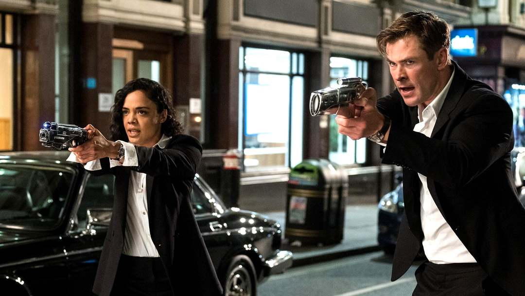 Men In Black International Trailer - Bild 1 von 1