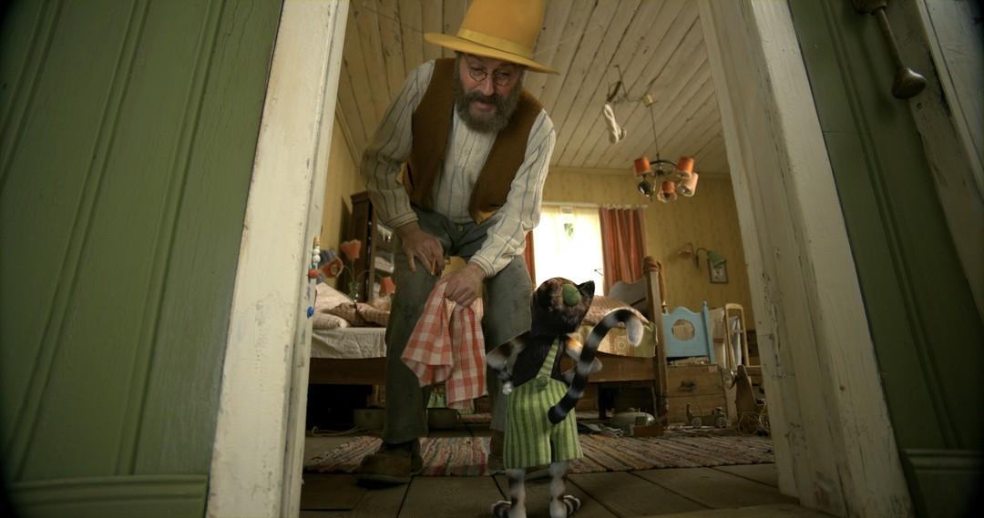 Pettersson Und Findus 3 - Findus Zieht Um Trailer - Bild 1 von 6