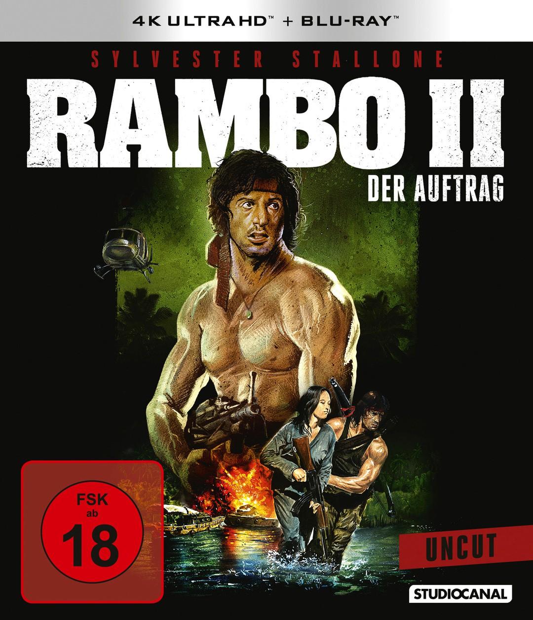 Rambo II - Der Auftrag Trailer - Bild 1 von 4