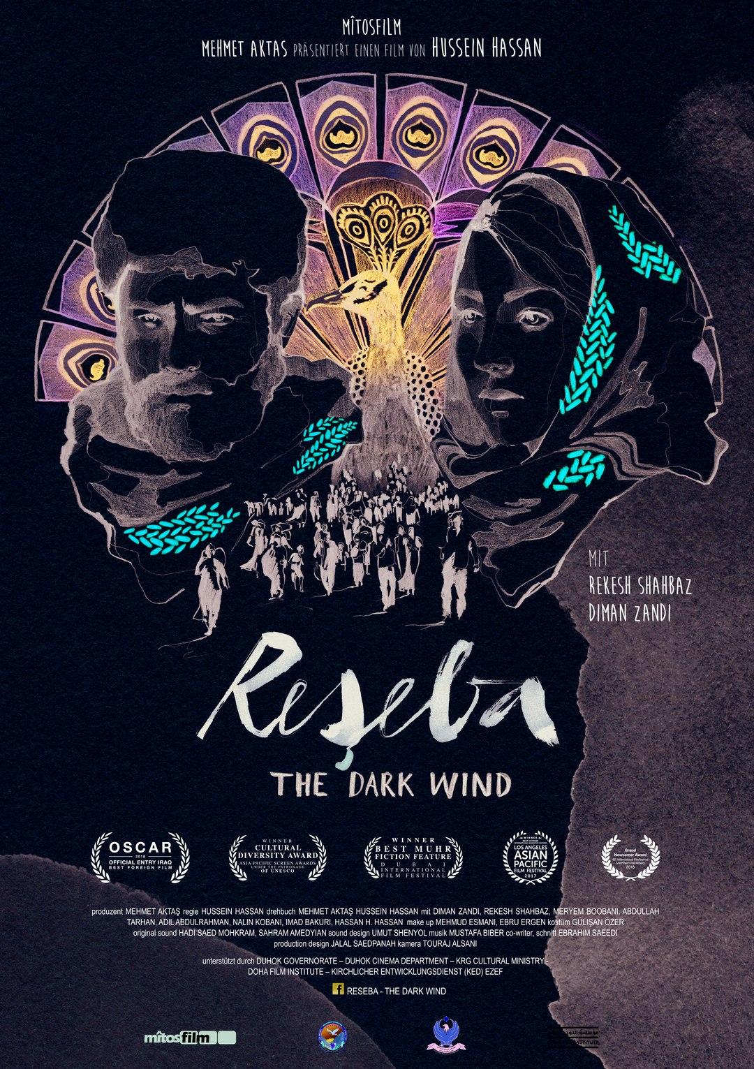 Reseba - The Dark Wind Trailer - Bild 1 von 1