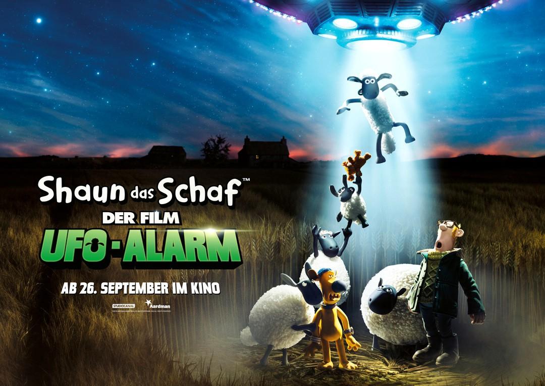 Bild Zu Shaun Das Schaf Der Film 2 Ufo Alarm Shaun Das Schaf