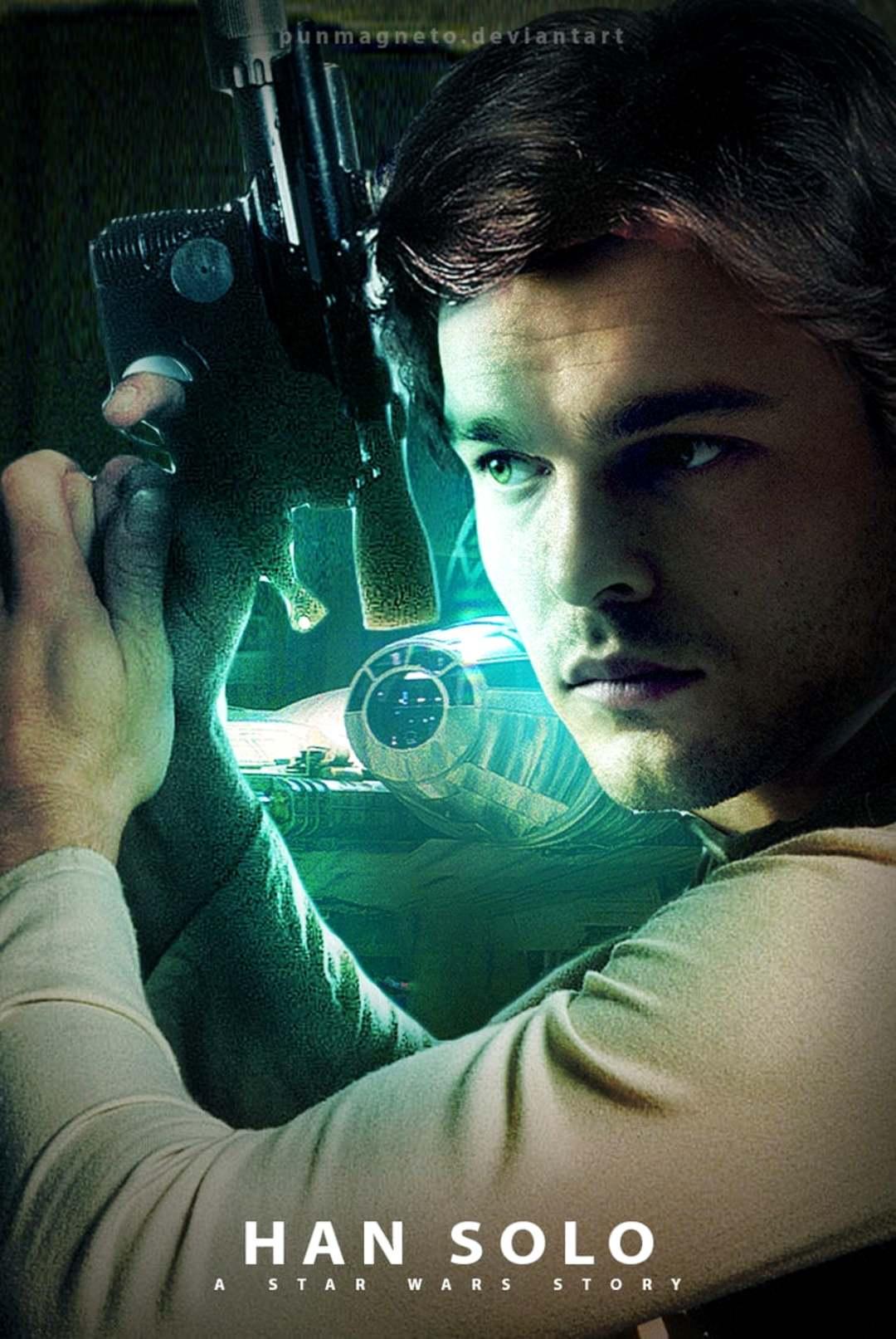 Solo: A Star Wars Story Trailer - Bild 1 von 32