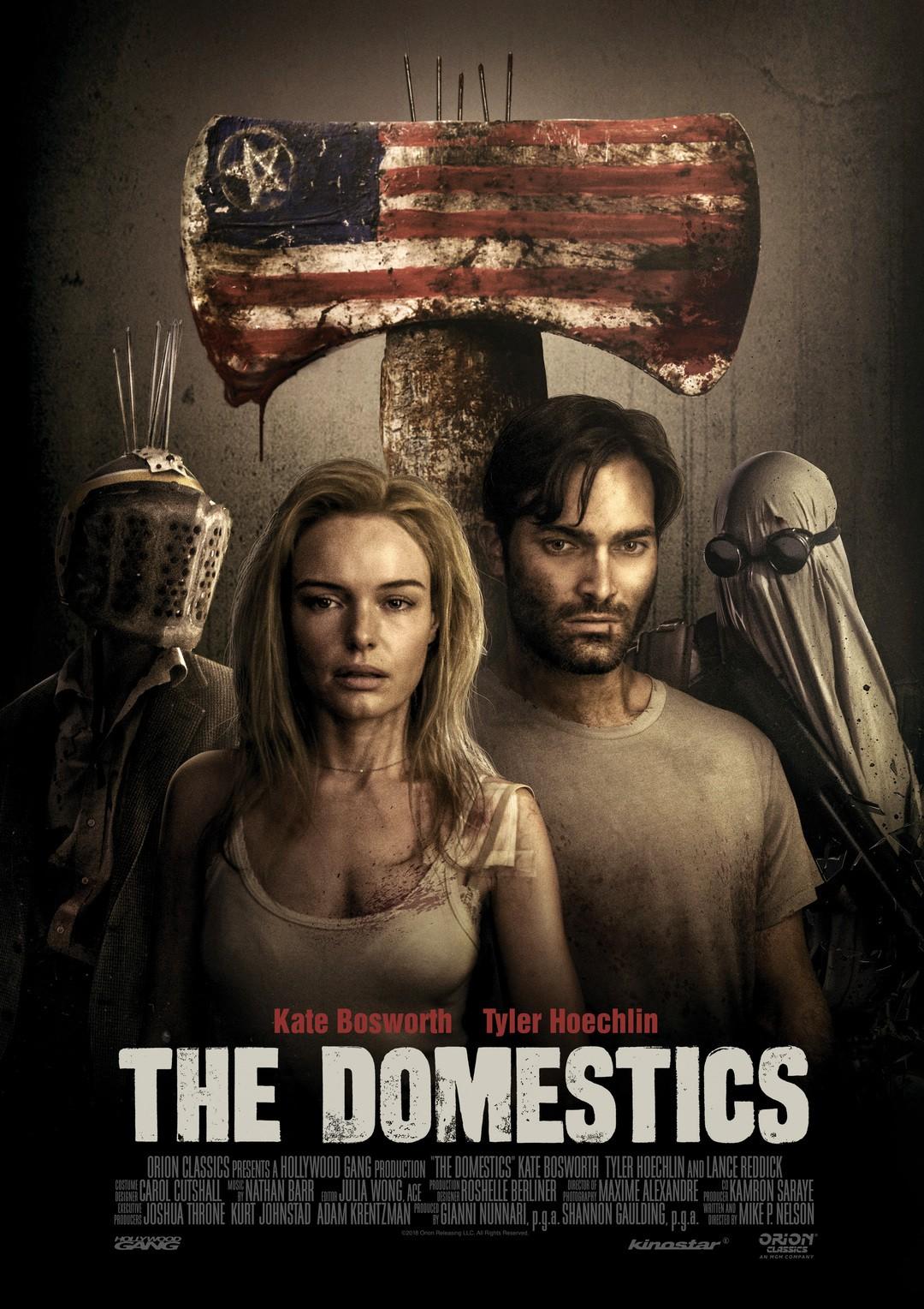 The Domestics Trailer - Bild 1 von 11