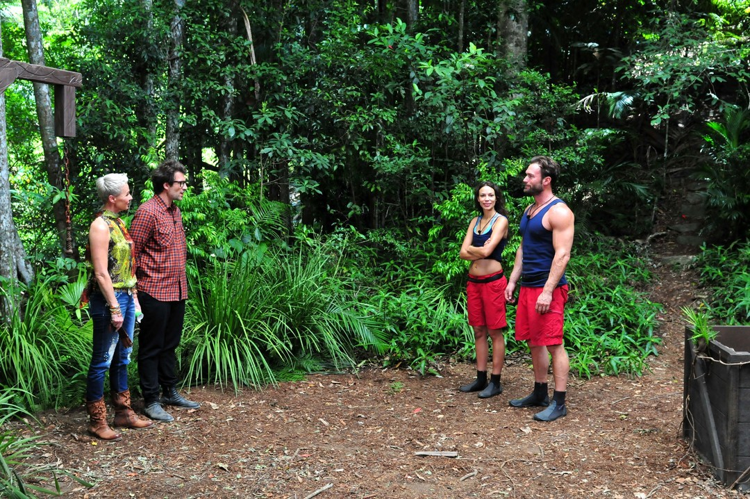 Dschungelcamp 2019: Tag 6 - Bastian Yotta versagt in der Dschungelprüfung - Bild 1 von 57