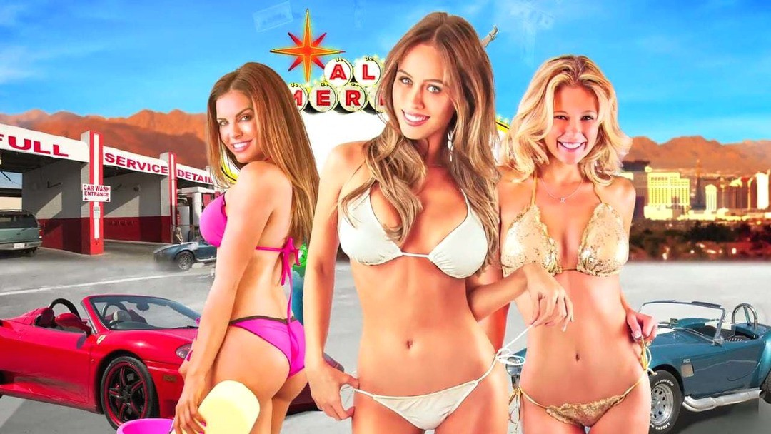 All American Bikini Car Wash Trailer - Bild 1 von 2