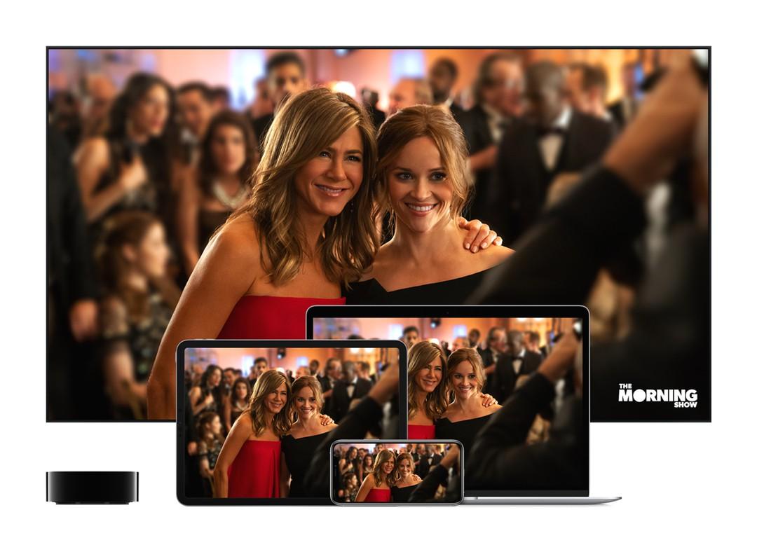 Apple TV+ - Luxusmarke ade: Imagewandel durch niedrigen Preis? - Bild 1 von 2