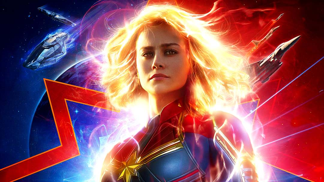 Captain Marvel Super Bowl Spot - Bild 1 von 15