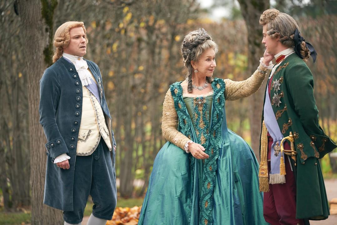 Catherine The Great Trailer - Bild 1 von 16