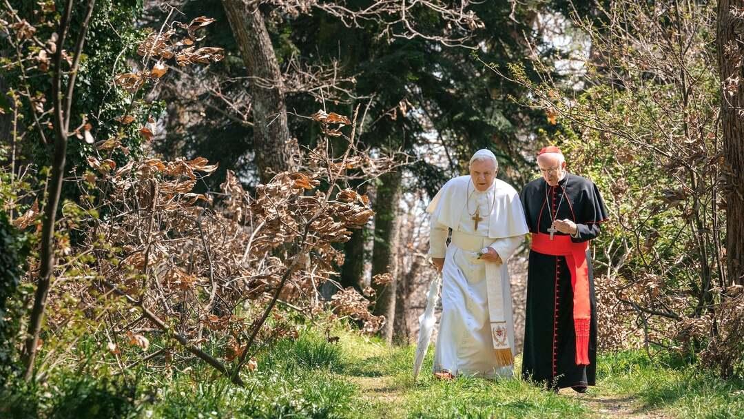 Die Zwei Päpste Trailer - Bild 1 von 2