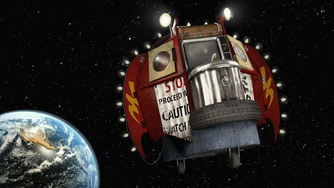 Explorers Trailer - Ein Phantastisches Abenteuer Trailer - Bild 1 von 13