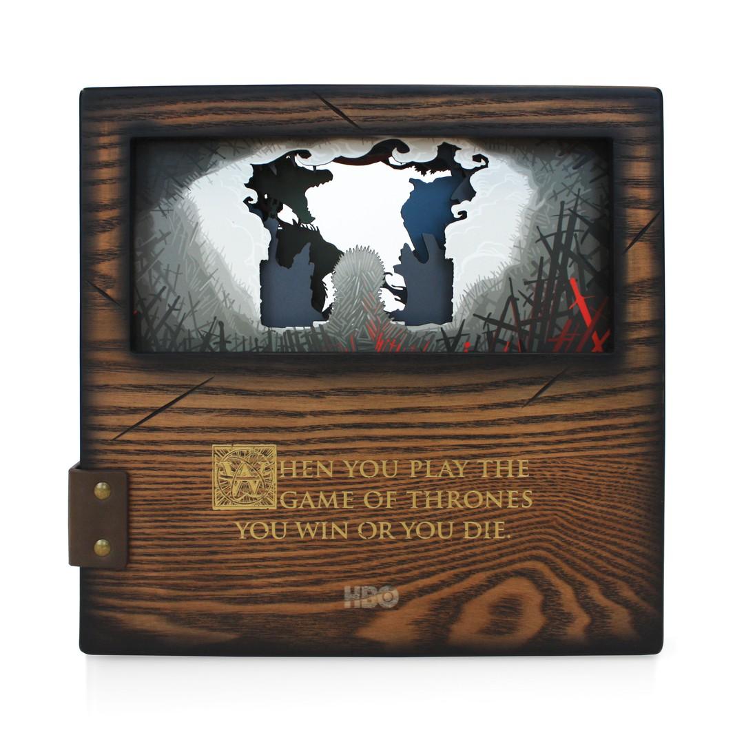 Game Of Thrones: Serie komplett als Shadow Box erhältlich - Bild 1 von 22