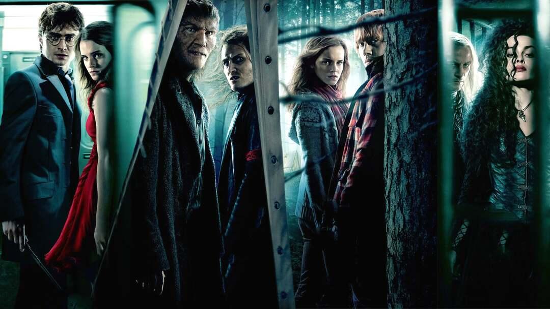 Harry Potter Und Die Heiligtümer Des Todes - Teil 1 Trailer (Harry Potter 7) - Bild 1 von 30