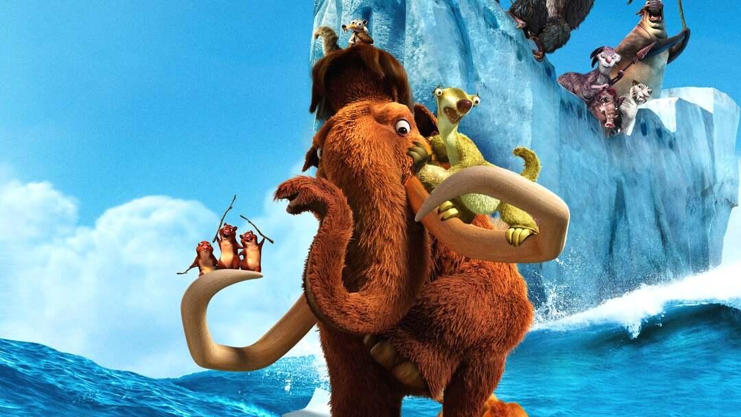 Ice Age 4 Trailer - Voll Verschoben - Bild 1 von 7
