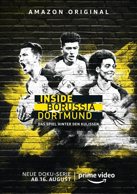 Inside Borussia Dortmund: Start-Termin für Amazon-Doku-Serie steht fest - Bild 1 von 1