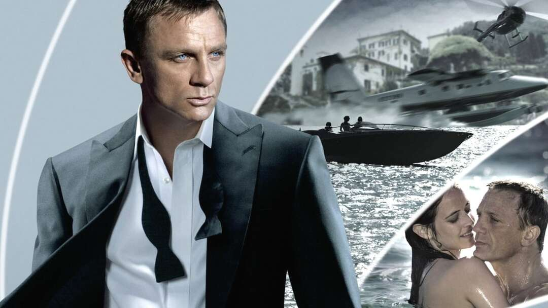 James Bond 007 - Casino Royale Trailer - Bild 1 von 15