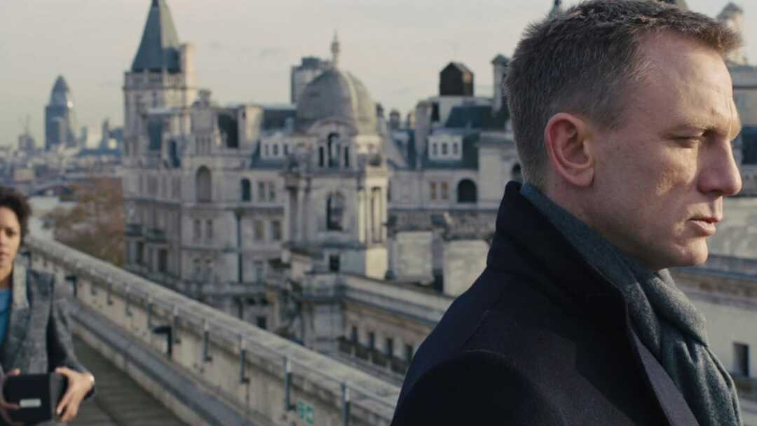 James Bond 007 Skyfall Trailer - Bild 1 von 30