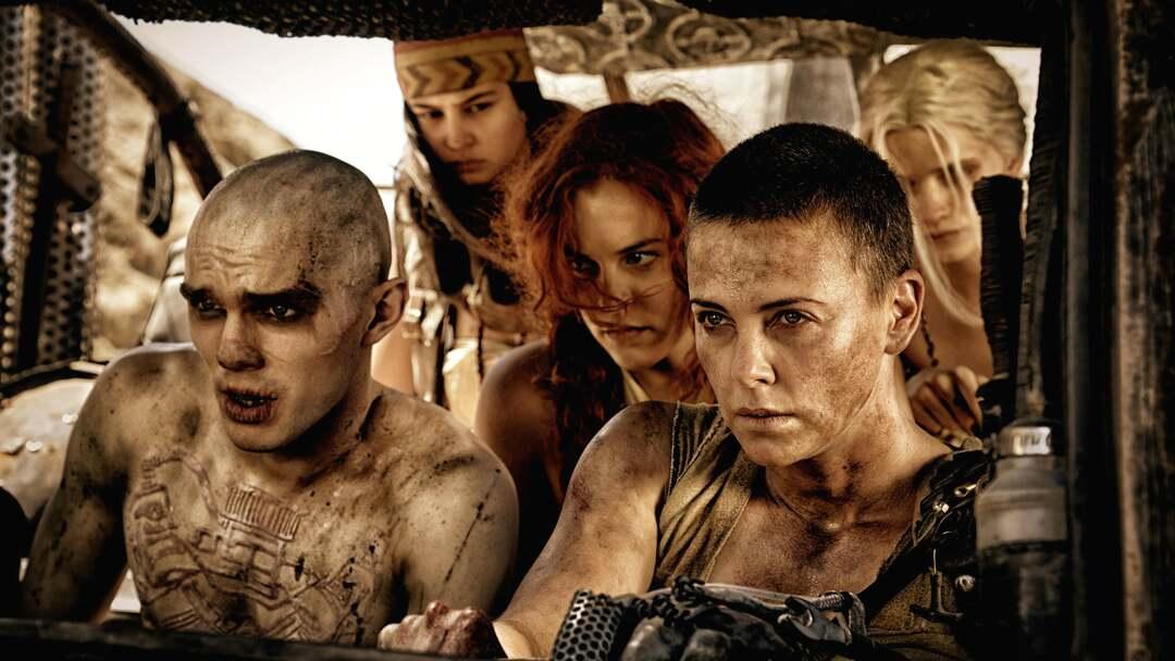 Mad Max 4: Fury Road Trailer - Bild 1 von 62