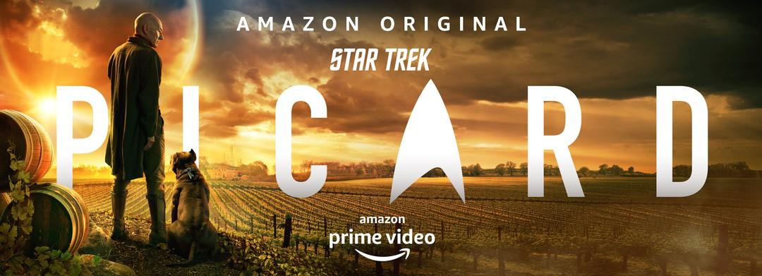 Star Trek: Picard - Erster Trailer zur neuen Serie - Bild 1 von 1