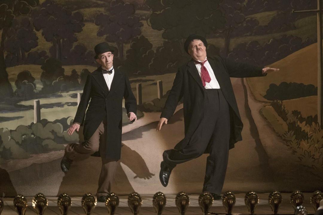 Stan & Ollie Trailer - Bild 1 von 19