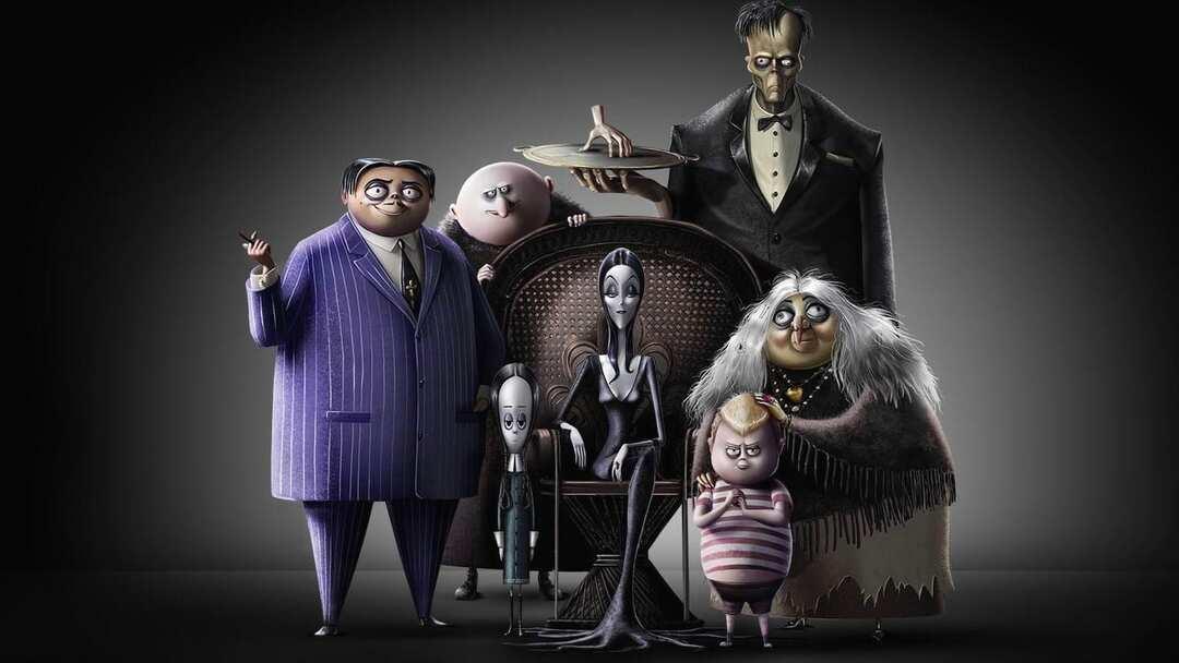 The Addams Family Trailer - Bild 1 von 1