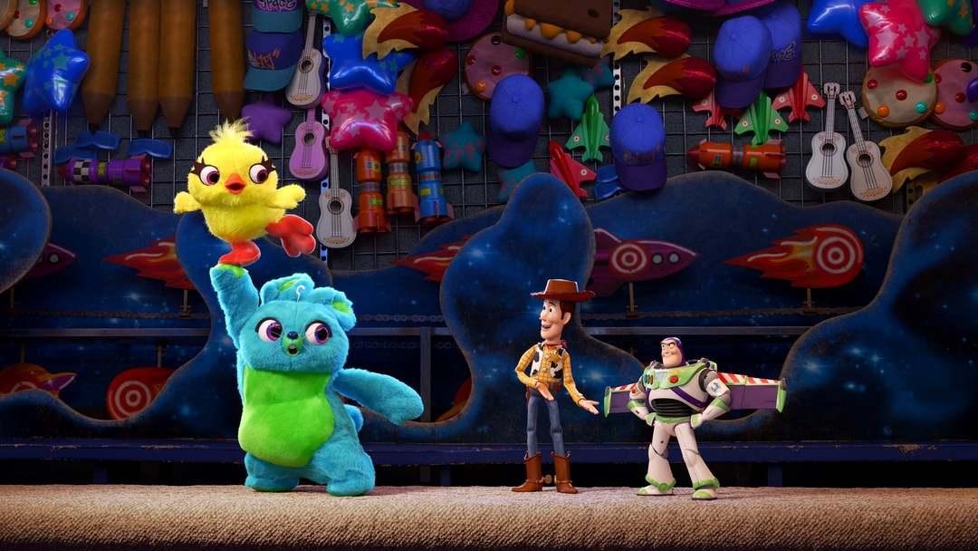 Toy Story 4 Trailer - Alles Hört Auf Kein Kommando - Bild 1 von 8