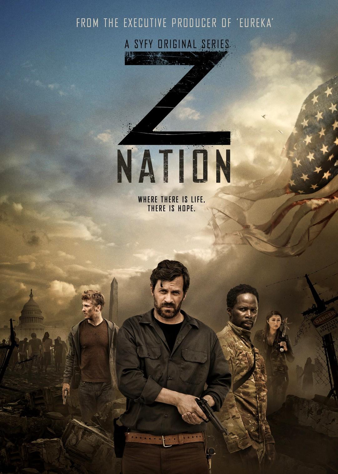 Z Nation Staffel 5