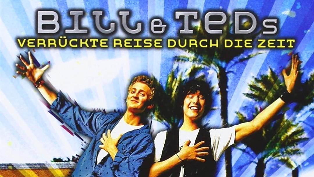 Bill & Teds Verrückte Reise Durch Die Zeit Trailer - Bild 1 von 2