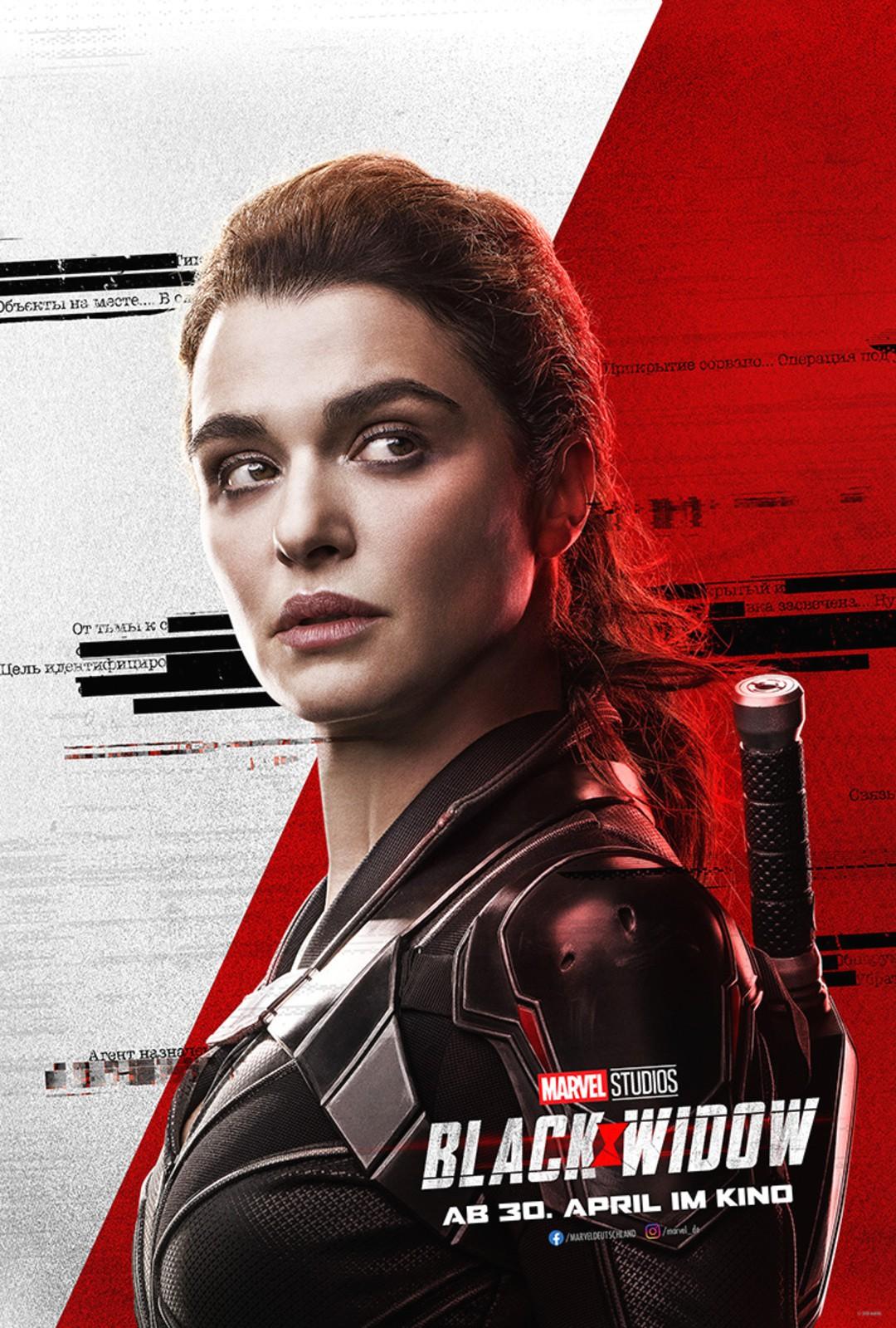 Black Widow: Finaler Trailer zum Marvel-Film mit Scarlett Johansson
