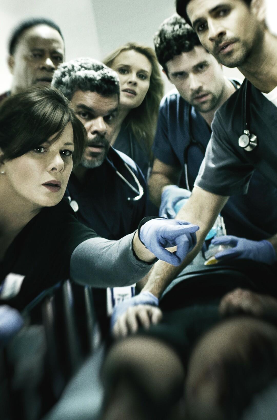 Code Black: Staffel 1-3 bei TVNOW - Bild 1 von 24